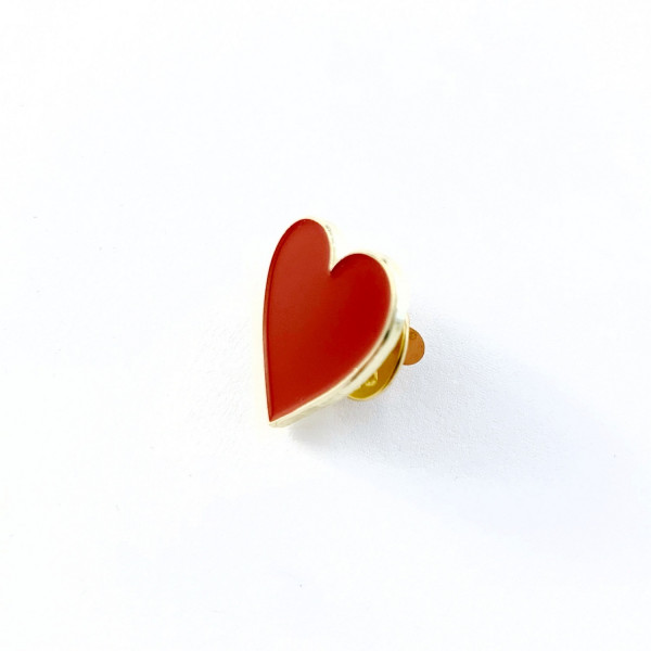 THE ICON PIN - HEART