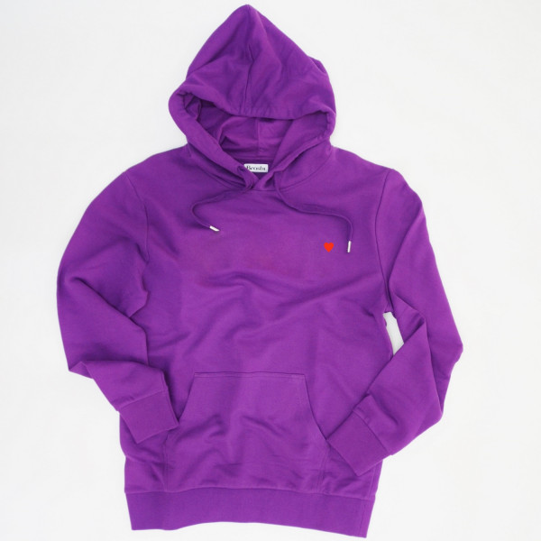 THE ICON HOODIE - HEART