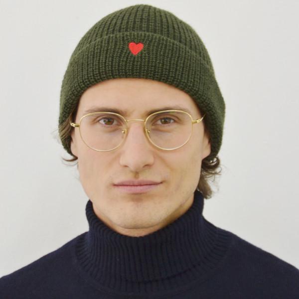 The Bob Hat - Icon Heart
