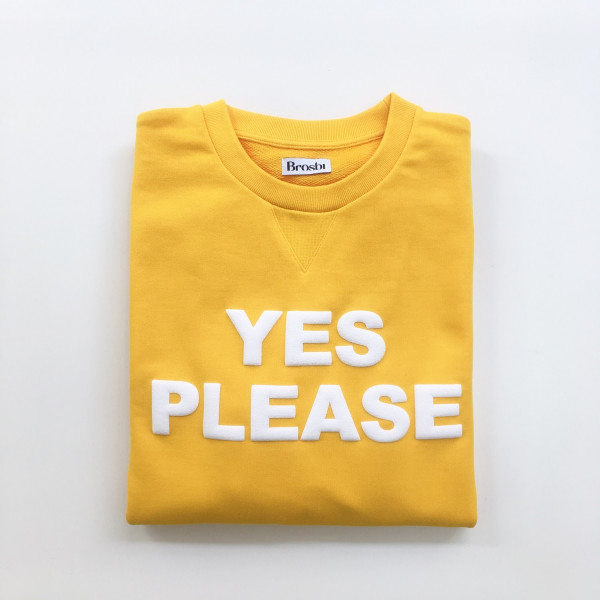 YES PLEASE - THE SWEAT