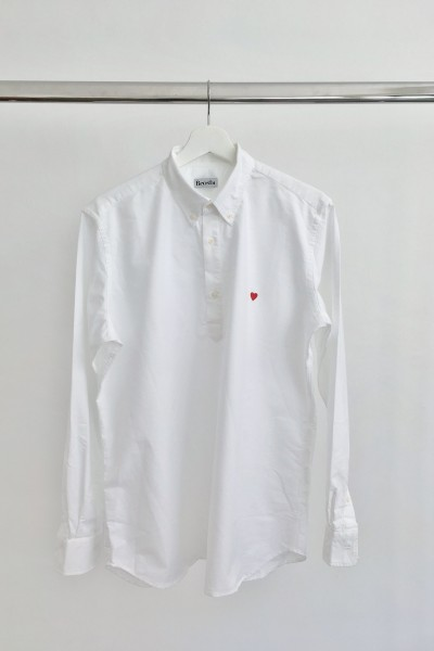 The Icon Slip Shirt - Heart
