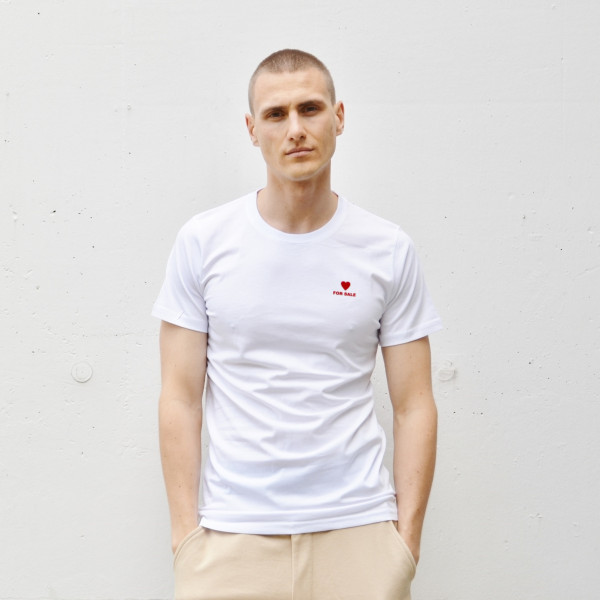 The Icon Tee - Heart Sale