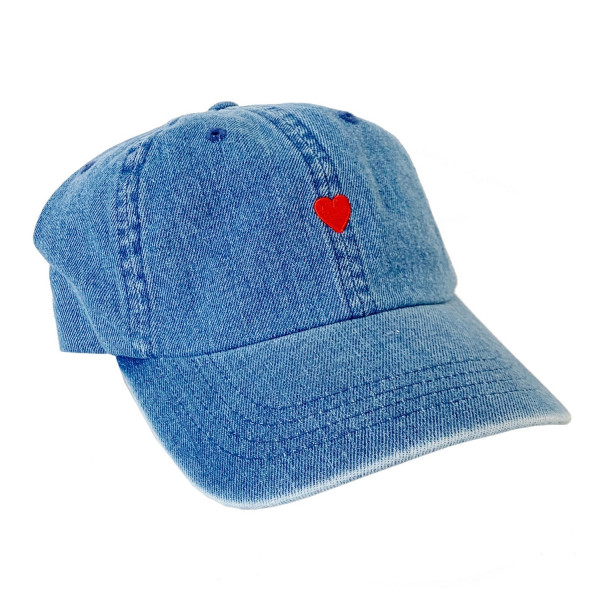 The Icon Cap - Heart